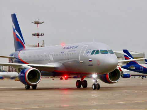 aeroflot trasporto bagaglio a mano