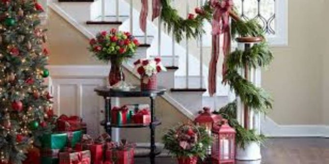 come-decorare-la-casa-per-natale