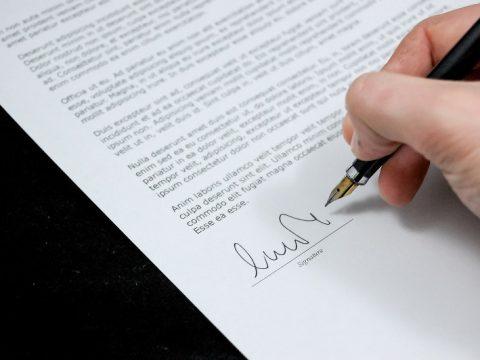 delega per ritiro documenti
